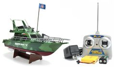 Navigator River Rat Electric RC Boat