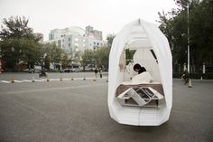 AWSOME  Tricycle House and Tricycle Garden / People's Architecture Office (PAO) + People's Industrial Design Office (PIDO)