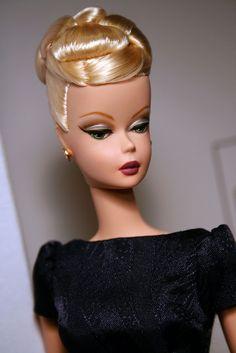 Silkstone Barbie   Flickr - Photo Sharing!