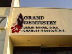 For a sophisticated look consider dimensional letters for building signs!    #SanMarcos