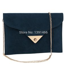 Encontrar Más Bolsos de Mano Información acerca de Faux Suede Leather mensajero del sobre de embrague de la tarde del bolso del monedero nuevo, alta calidad la bolsa de cd, China bolsa de material Proveedores, barato bolso bolso de Party Time (^O^) en Aliexpress.com
