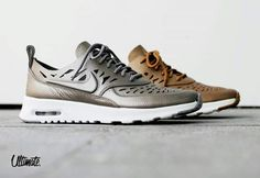 Nike Thea cutout metallics.. love!