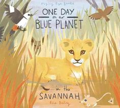 One Day on Our Planet...: In the Savannah