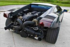 6 0 Powerstroke Twin Turbo Honda Bad Ass Civic Cars Pinterest Honda Civic Twin Turbo And Cars