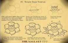Tattoo Flower Design Sketches How To Draw 53 Ideas #tattoo