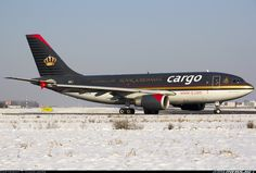 Royal Jordanian Airline Cargo JY-AGR Airbus A310-304(F)