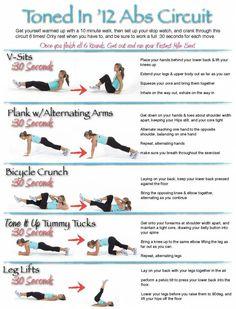 Exercícios para abdominais; abs