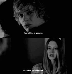 Tate and Violet <3