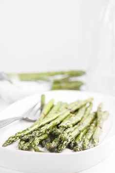 Caramelized Grilled Asparagus #recipe