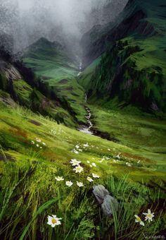 3fce8a6b3188bc0b6bb7261ceba95818--landscape-sketch-landscape-illustration.jpg (694×1000)