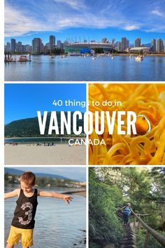 40 Things to do in Vancouver, Canada