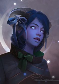 Jester from the new Critical Role campaign.