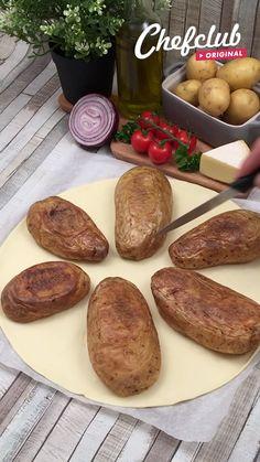Tasty Videos, Food Videos, Cooking Videos, Easy Healthy Recipes, Easy Meals, Creative Food, Food Design, Diy Food, Food Dishes