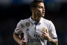 James Rodriguez left Real Madrid on Tuesday to take a second bite at proving his talents with one of Europe's biggest clubs, agreeing a two-year loan...