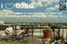 Follow us on www.facebook.com/OJBishopsGarden or Twitter @ OJBishopsGarden and share this photo with #OJBG and we'll send you the OJBG Season 1 Pilot download for free :)