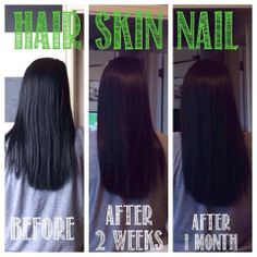 Great Results!! Contact me to learn more!  Facebook: Cassandra Bach #hairgrowth #hairhealth