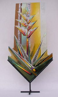 Fused Glass Art - Suzanne Spalding