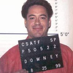 robert downey jr, guilty grin