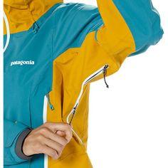 Pit zips yes or no? Super Alpine Jacket (Women's) #Patagonia at RockCreek.com
