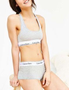 0f616e347adec Calvin Klein Tank Top Shorts Underwear Lingerie Set Bikini Two pieces
