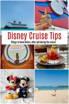 All of the best disney cruise tips to make your voyage extra special including disney cruise online checkin, disney cruise line app, what to pack for the disney cruise, where to dine and more! #disneycruise #disney #catawaycay #cruise
