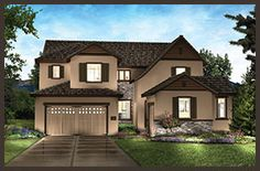 Featured Home November 2013 - New Homes in Highlands Ranch