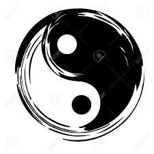 Image result for tatouage ying yang tribal