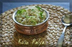Malas-Kitchen: Iyengar Recipes