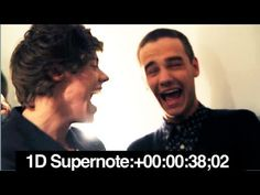 "One Direction SUPERNOTE!... For those of you who don't know, the man standing next to Niall would be Dan (aka, Danisnotonfire) When I saw this video, my imediate response was ""One Direction and Dan in the same video... I have died and gone to a British heaven."" Watch some of Danisnotonfire's vlogs, they're pinned on my Vlogs board :D"