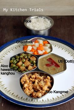 manipuri mini thali