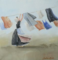 Andrea Cook - Wash Day