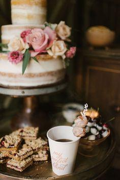 Coffee wedding ideas   Lauren Rae Photography