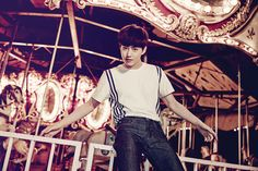 Suho - 150529 Comeback teaser photo - [HQ] Credit: Official EXO Website.