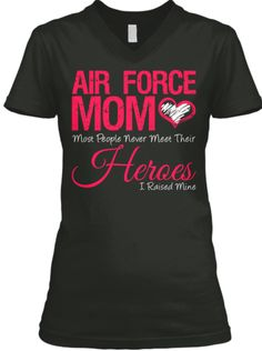 Are you an Air Force Mom Proud Of It?