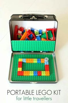 Lego to go