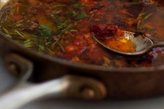 Sauces - cooking for one
