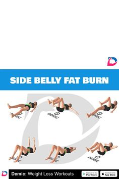 Side Belly Fat Burning