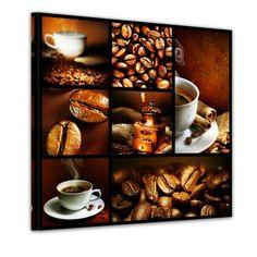 """Bilderdepot24 Bild auf Leinwand """"Kaffee Collage II"""" 40x40... https://www.amazon.de/dp/B00KA9ZROA/ref=cm_sw_r_pi_dp_htIGxb7SE03AB"""
