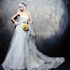 >> Click to Buy << new 2017 deep v-neck A-Line wind trailing bud silk wedding dress custom size #Affiliate