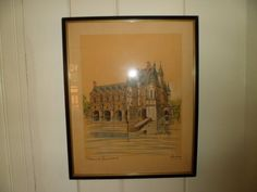Check out this item in my Etsy shop https://www.etsy.com/listing/185197115/french-artist-barday-chateau-de