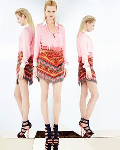 Emilio Pucci Resort 2014 - Review - Vogue