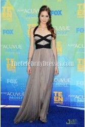 Celebrity Dresses Troian Bellisario Prom Dress Teen Choice Awards 2011