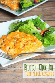 Broccoli Cheddar Tun