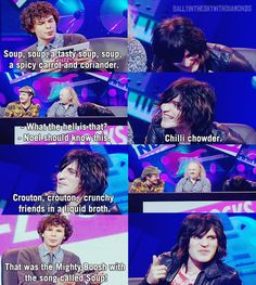 nevermind the buzzcocks,noel fielding,the mighty boosh