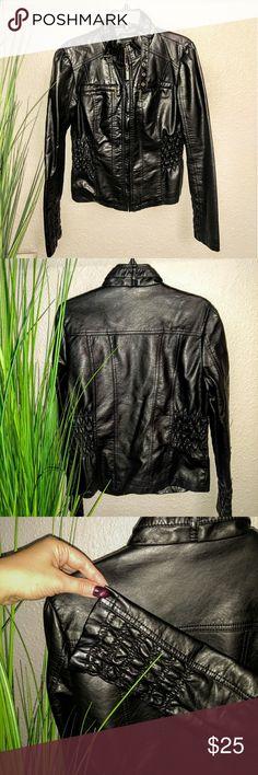 Leather jacket 🎉Hot leather jacket 🎉 Jackets & Coats