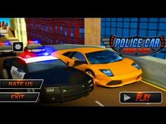 police car crime chase car games gameplay