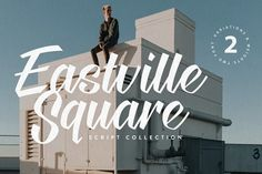 Eastville Square is a magical handwritten font carefully created with a touch of elegance. Fall in love with its authentic. Handwritten Fonts, All Fonts, Type Setting, Premium Fonts, Pencil Illustration, Business Brochure, Glyphs, Cricut Explore, Free Design