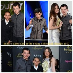 Enders Game Movie Cast