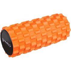 Roller, wałek fitness HMS (pomarańczowy)