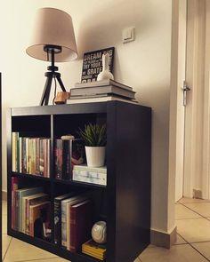 Διακόσμηση Σαλονιού- Ραφιέρα - Home Interior Design 🏠